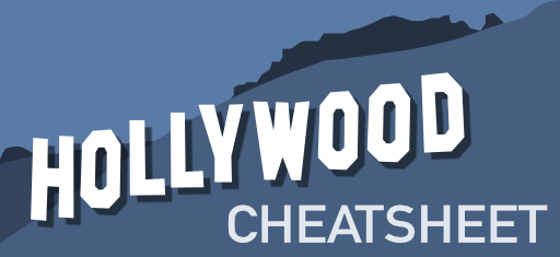 The Hollywood Cheat Sheet